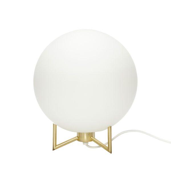 Bordslampa lampa belysning styling Beleco interiör stylist