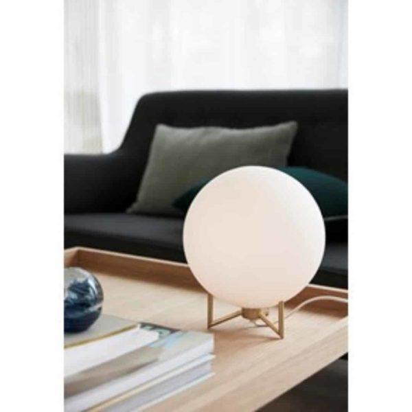 Glob lamp